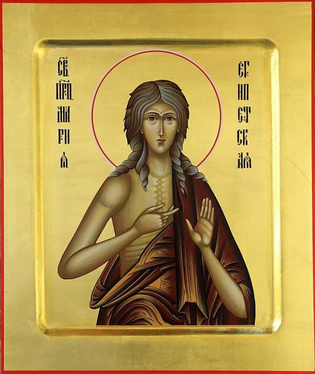 Ікона Марії Єгипетської