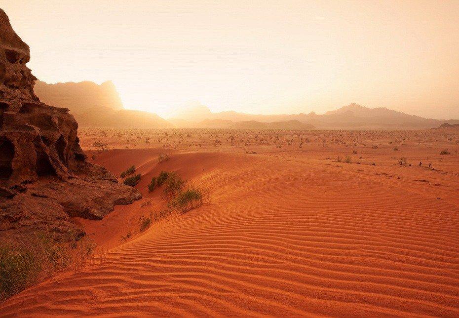Йорданська пустеля