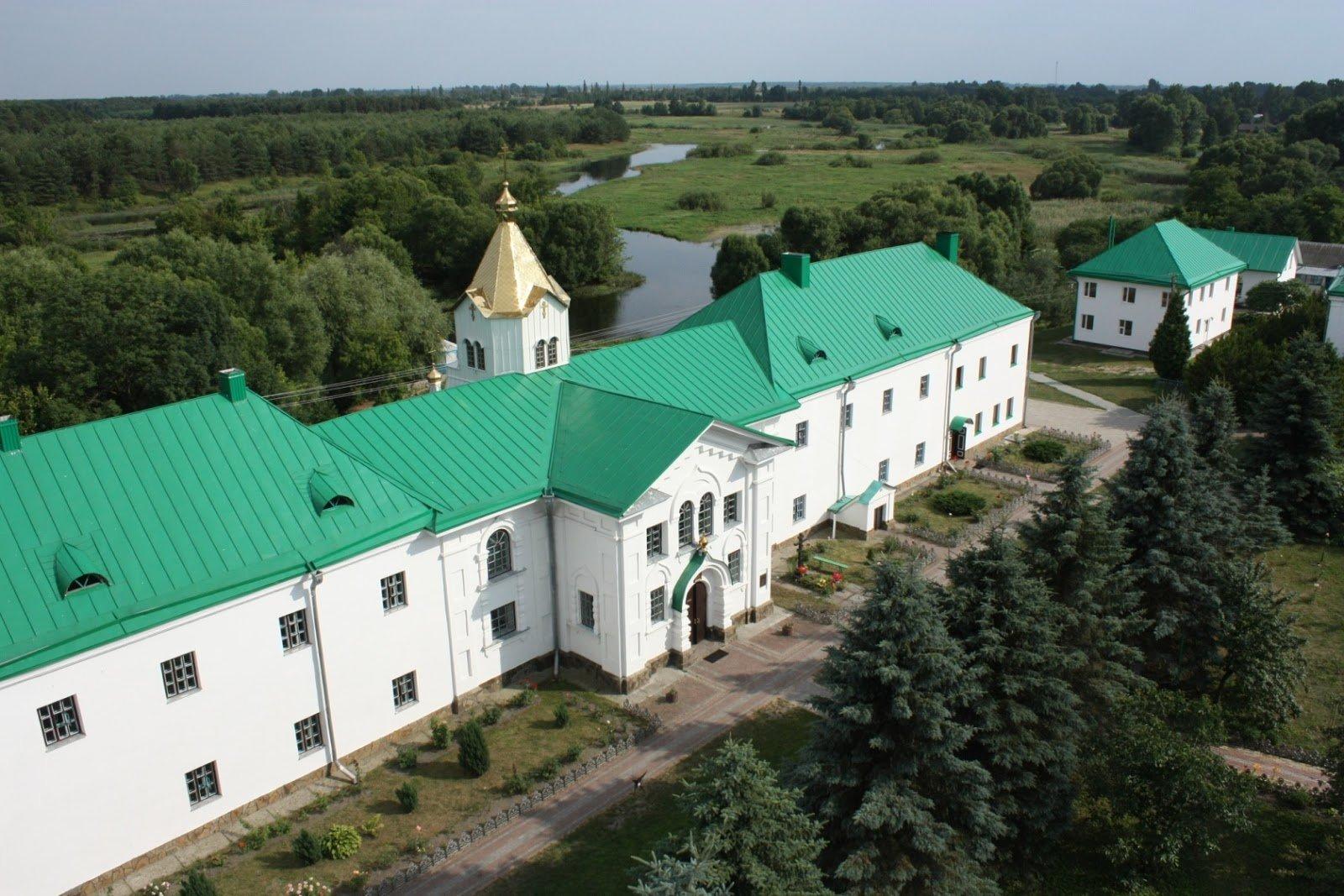 Мильці_Монастир