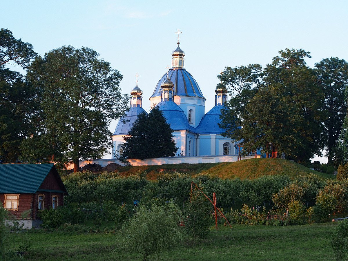 Нискиничі Монастир