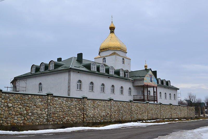Свитязь. Монастир. Братський корпус