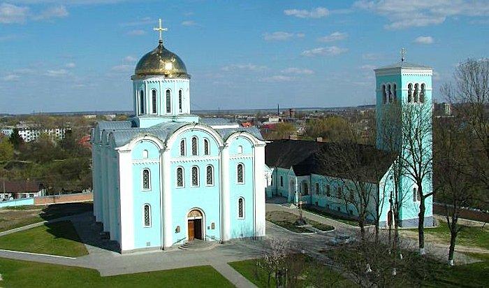 Володимир-Волинський Успенський Собор
