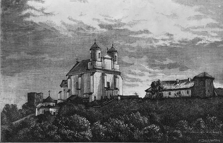 Zimne_Monastery_church