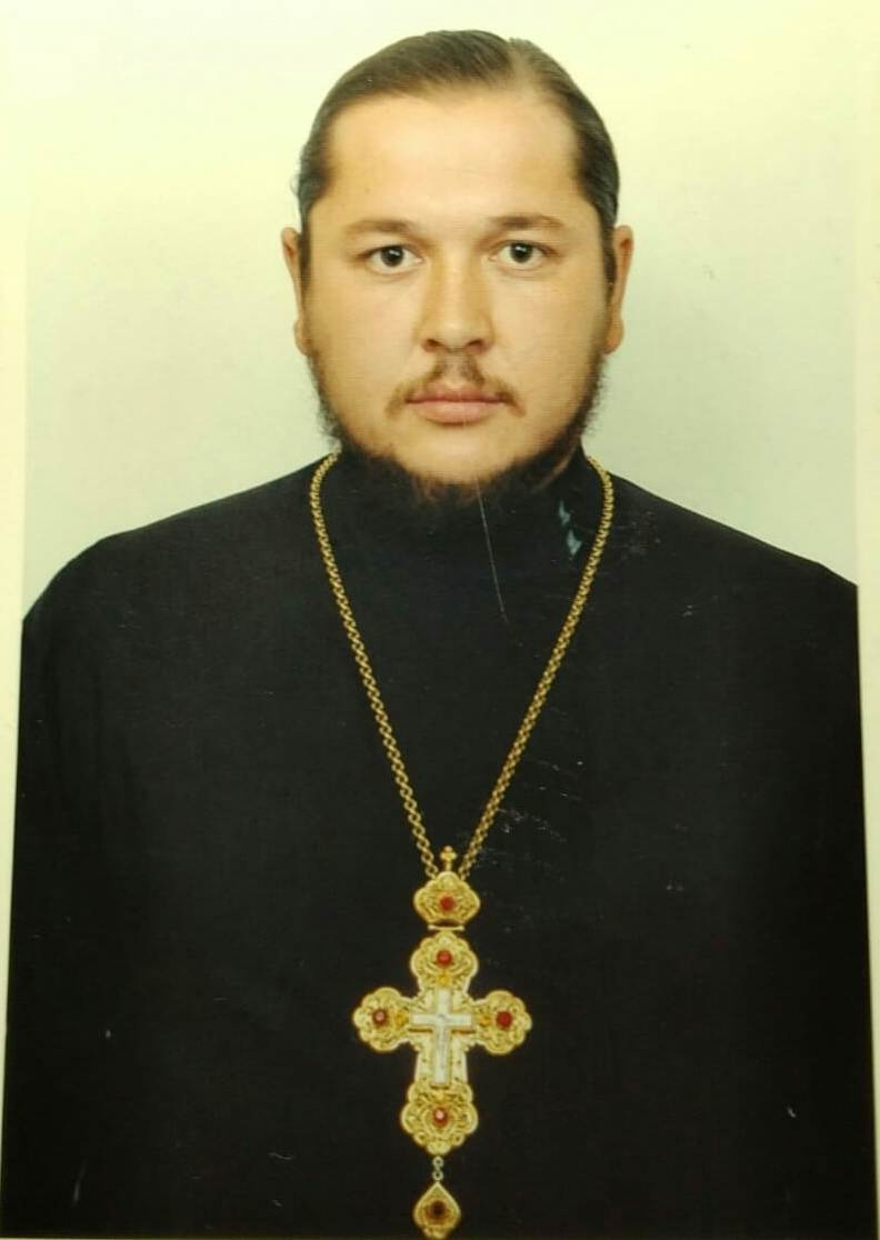 протоієрей Анатолій Корнелюк