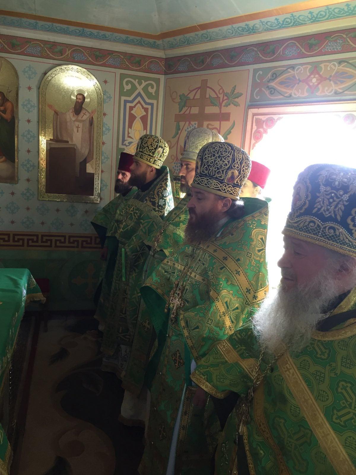 Престольне свято в Смолярах