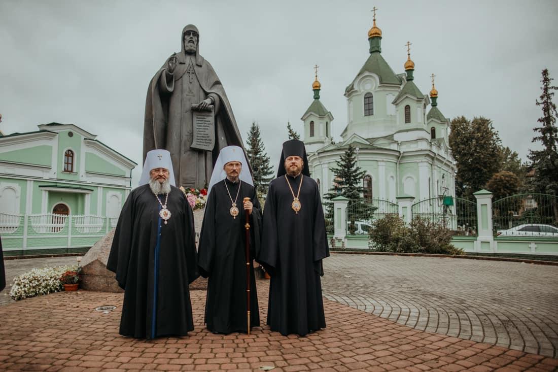 Митрополит Володимир відвідав Брест для участі в церковних торжествах