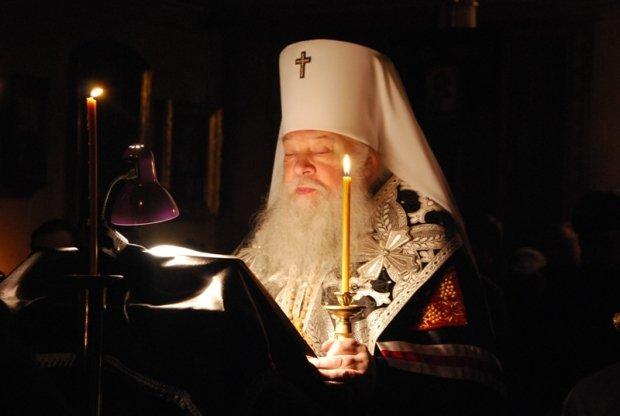 Помер митрополит Ніфонт